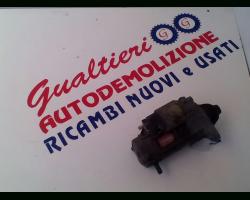 Motorino d' avviamento TOYOTA Corolla Verso 1° Serie
