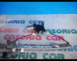 Cremagliera posteriore sinistro guida NISSAN Primera S. Wagon 2° Serie