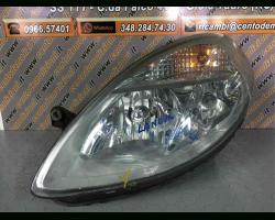 Faro anteriore Sinistro Guida LANCIA Ypsilon 1° Serie