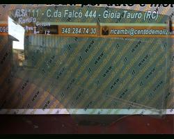 Vetro scendente posteriore destro ALFA ROMEO Giulietta 1° Serie