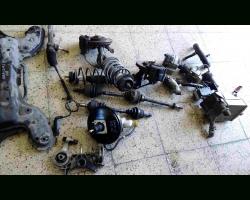 Ammortizzatore Anteriore Sinistro FIAT Idea 2° Serie