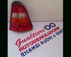 A1688202764 STOP FANALE POSTERIORE SINISTRO LATO GUIDA MERCEDES Classe A W168 2° Serie 1400 Benzina  (2003) RICAMBI USATI