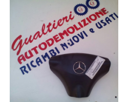A16846002987D88 AIRBAG VOLANTE MERCEDES Classe A W168 2° Serie 1400 Benzina  (2003) RICAMBI USATI