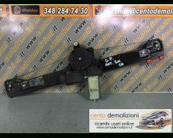 Motorino Alzavetro anteriore Sinistro FIAT Grande Punto 1° Serie