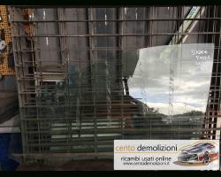 Vetro scendente anteriore Sinistro SKODA Fabia Berlina 1° Serie