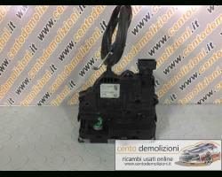 Serratura Anteriore Sinistra FIAT Grande Punto 1° Serie