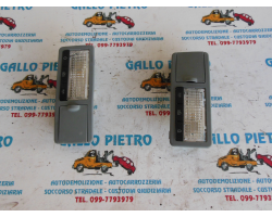 Luce di cortesia anteriore PORSCHE Cayenne 1° Serie