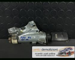 Blocchetto Accensione AUDI A3 1° Serie