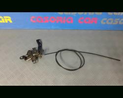 Serratura cofano anteriore DR 5 1° Serie