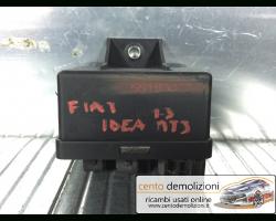 Centralina candelette FIAT Idea 1° Serie