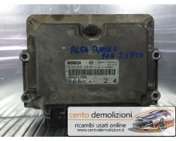 Centralina motore ALFA ROMEO 166 1° Serie