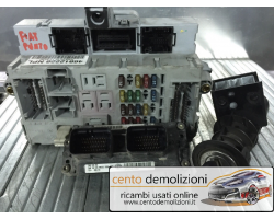 Kit Centralina Motore FIAT Punto Berlina 5P 2° Serie