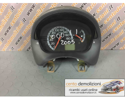 Quadro Strumenti FIAT Seicento 2° Serie