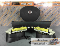 Kit Airbag Completo FIAT Punto Berlina 5P 3° Serie