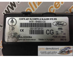 Body Computer FORD Fiesta 6° Serie