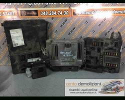 Kit Centralina Motore RENAULT Megane ll 1° Serie