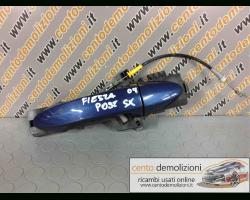Maniglia esterna Posteriore Sinistra FORD Fiesta 6° Serie