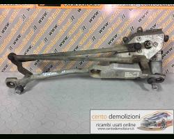 Motorino Tergicristallo Anteriore FORD Fiesta 6° Serie
