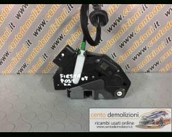 Serratura Posteriore destra FORD Fiesta 6° Serie