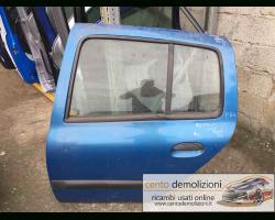 Portiera Posteriore Sinistra RENAULT Clio 5