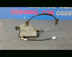 9688081080 SERRATURA POSTERIORE SINISTRA PEUGEOT 208 1° Serie Benzina  (2012) RICAMBI USATI