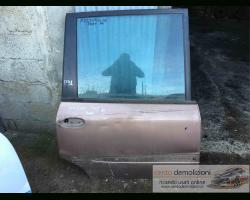 Portiera Posteriore Destra FIAT Multipla 1° Serie
