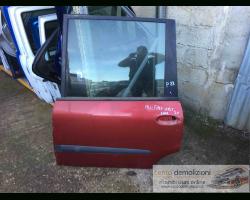 Portiera Posteriore Sinistra FIAT Multipla 1° Serie