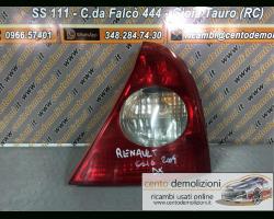 Stop posteriore Destro Passeggero RENAULT Clio 4