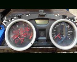 QUADRO STRUMENTI RENAULT Megane ll 1° Serie 1500 Diesel  (2006) RICAMBI USATI