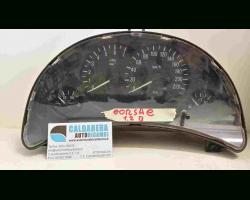 QUADRO STRUMENTI OPEL Corsa C 3P 1° Serie 1200 Benzina  (2002) RICAMBI USATI