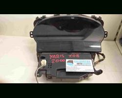 QUADRO STRUMENTI TOYOTA Yaris 1° Serie 1000 Benzina 1sz  (2000) RICAMBI USATI