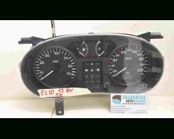 QUADRO STRUMENTI RENAULT Clio 4 1200 Benzina  (2004) RICAMBI USATI
