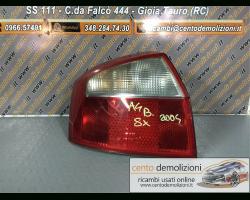 Stop Posteriore sinistro lato Guida AUDI A4 Berlina 2° Serie
