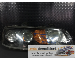 Faro anteriore Destro Passeggero FIAT Punto Berlina 5P 2° Serie