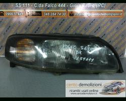 8659611 FARO ANTERIORE DESTRO PASSEGGERO VOLVO S60 1° Serie 2500 Diesel  (2005) RICAMBI USATI