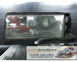 0301078151 FARO ANTERIORE SINISTRO GUIDA VOLVO 940 S. Wagon 2000 Diesel  (1991) RICAMBI USATI