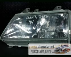 Faro anteriore Sinistro Guida LANCIA Z 1° Serie