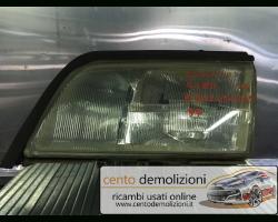 Faro anteriore Sinistro Guida MERCEDES Classe C Berlina W202