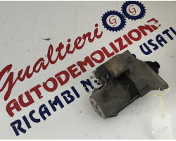 2810023030 MOTORINO D' AVVIAMENTO TOYOTA Yaris 1° Serie 1000 Benzina 1SZFE  (2002) RICAMBI USATI