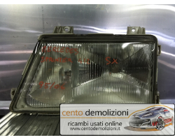 Faro anteriore Sinistro Guida MERCEDES Sprinter 1° Serie