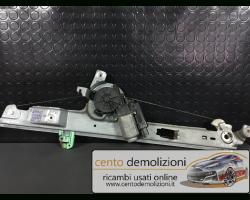 Motorino Alzavetro anteriore Sinistro RENAULT Scenic 3° Serie
