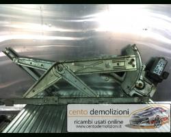 Motorino Alzavetro anteriore Sinistro ALFA ROMEO 166 1° Serie