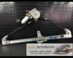 Motorino Alzavetro anteriore Sinistro OPEL Agila 1° Serie