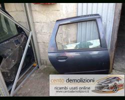 Portiera Posteriore Destra FIAT Punto Berlina 5P 3° Serie