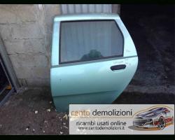 Portiera Posteriore Sinistra FIAT Punto Berlina 5P 2° Serie