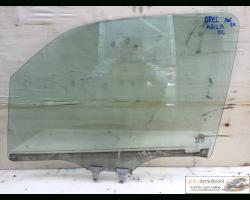 Vetro scendente anteriore Sinistro OPEL Agila 1° Serie