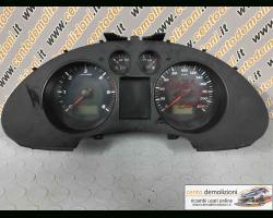 080105014A QUADRO STRUMENTI SEAT Ibiza 5° Serie 1900 Diesel  (2002) RICAMBI USATI