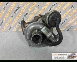 54359700005 TURBINA FIAT Doblò 2° Serie 1300 Diesel  (2008) RICAMBI USATI