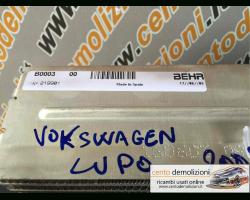 Evaporatore AC VOLKSWAGEN Lupo 1° Serie