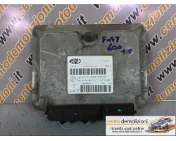 Centralina motore FIAT Seicento 2° Serie